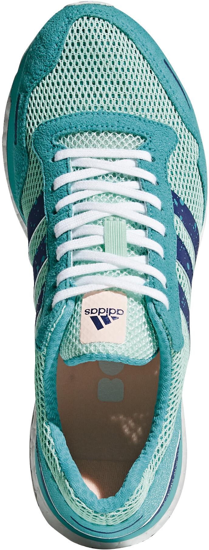 d95f9b523 adidas Adizero Adios 3 Running Shoes Women turquoise at Bikester.co.uk
